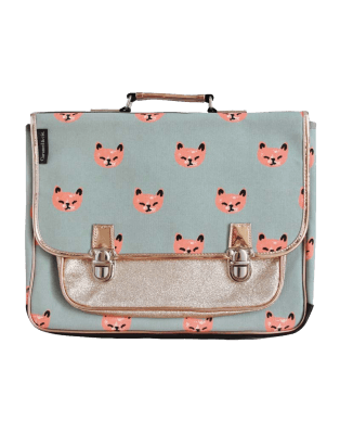 Large Pink Cats satchel