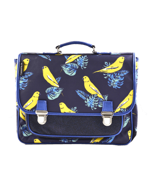 Large Schoolbag Canaries