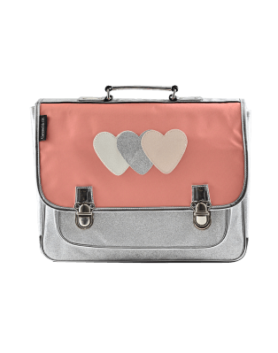Medium Schoolbag Hearts