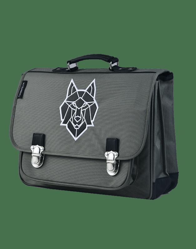 Medium Schoolbag Wolf