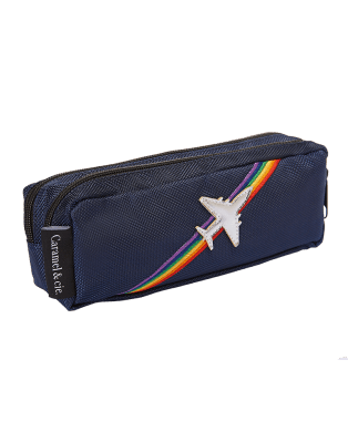 Double Pencil Case Plane