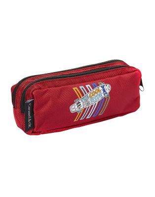 Double Pencil Case Cool Ride