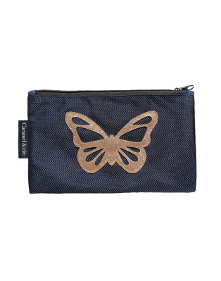Large pencil case Butterfly...