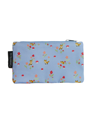 Large Pencil Case Little Foxes