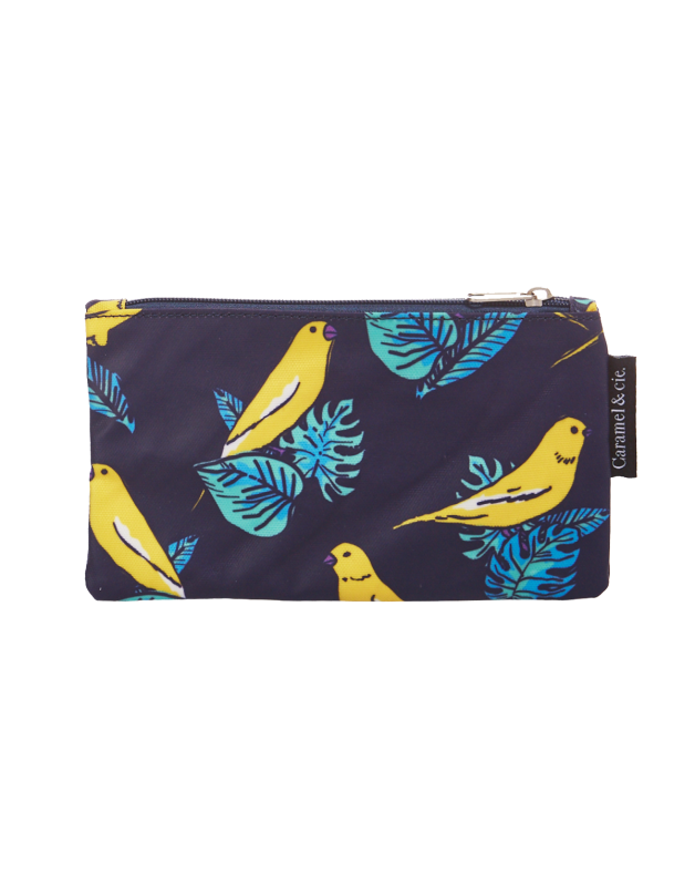 Large Pencil Case Canaries