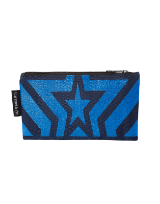 Large pencil case blue...