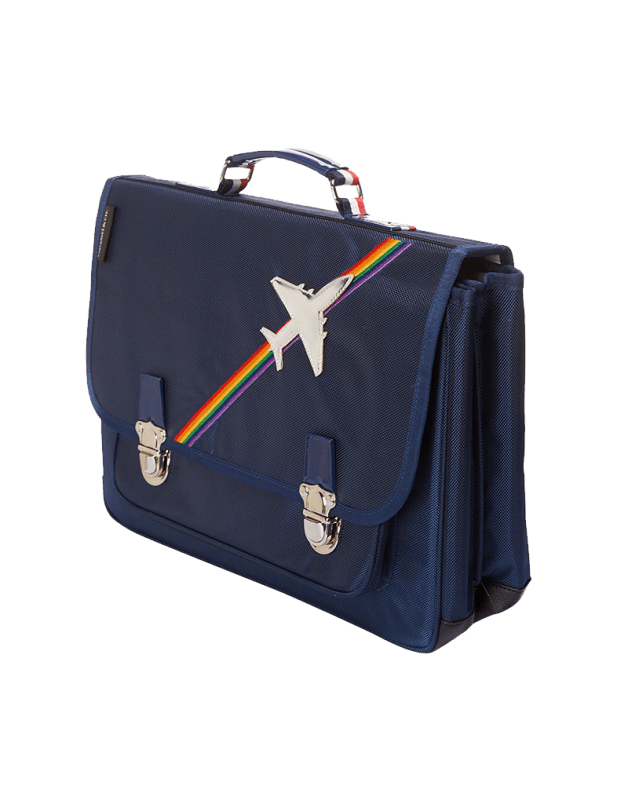 Large Schoolbag Airplane