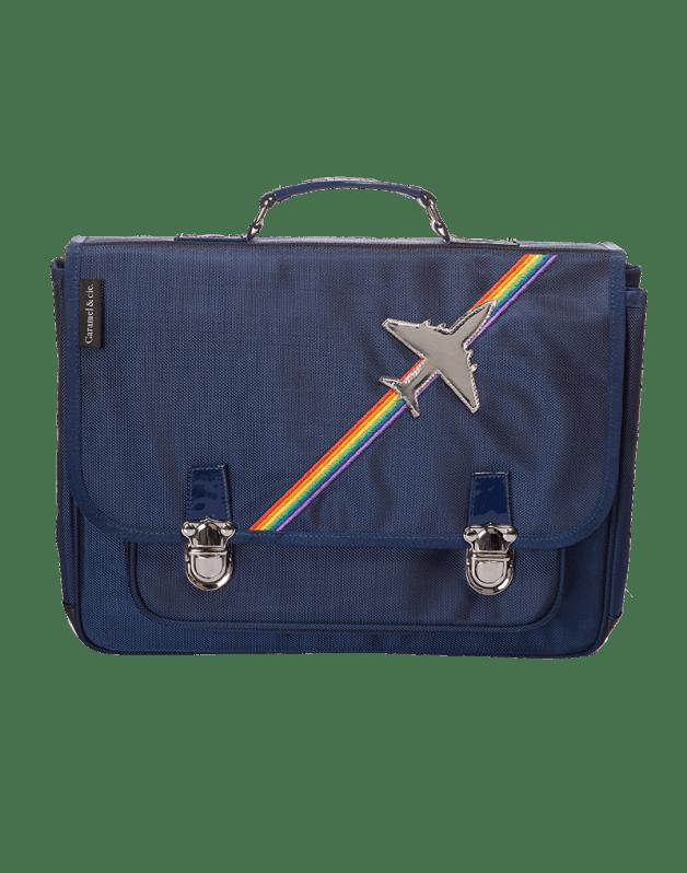 Large Schoolbag Airplane