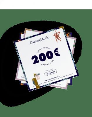 Carte Cadeau200 euros