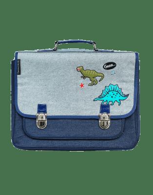 Large Dino World satchel