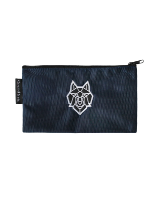 Large Wolf pencil case