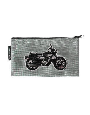 Large Grey Motorbike pencil...