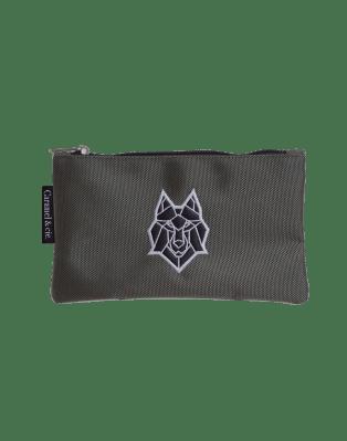 Grande trousse Loup gris