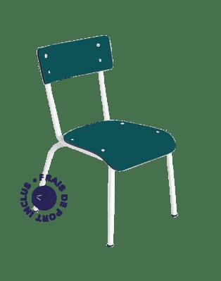 Chaise d'écolier Colette...