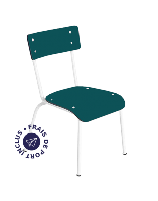 Colette Child Chair Duck Blue