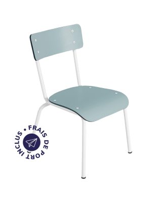 Colette Child Chair Blue Jade
