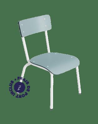 Colette Child Chair Blue Jade