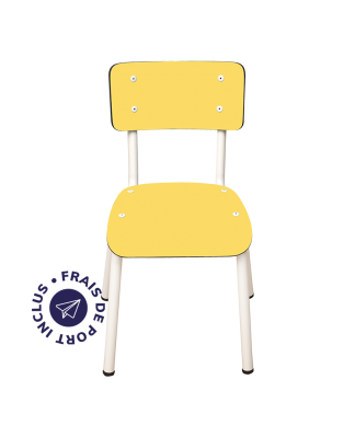 Lemon Little Suzie Chair
