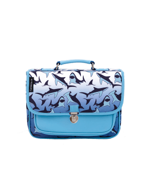 Mini schoolbag shark