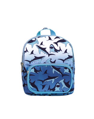Mini backpack sharks