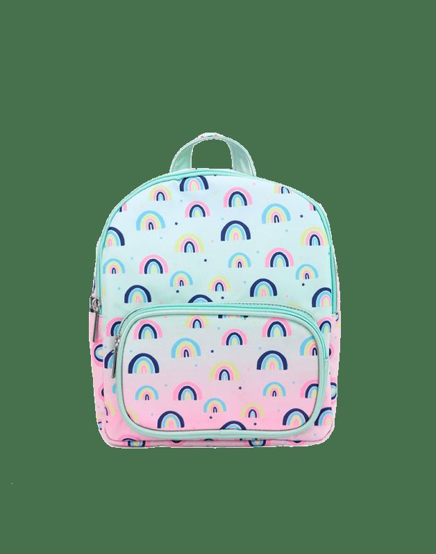 Mini backpack rainbow