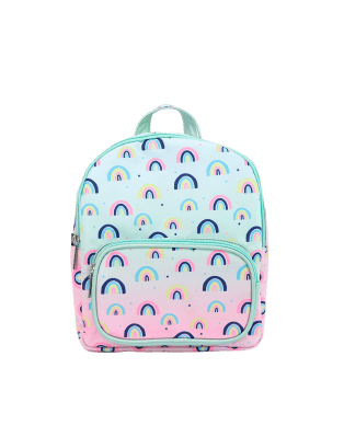 Mini backpack rainbow