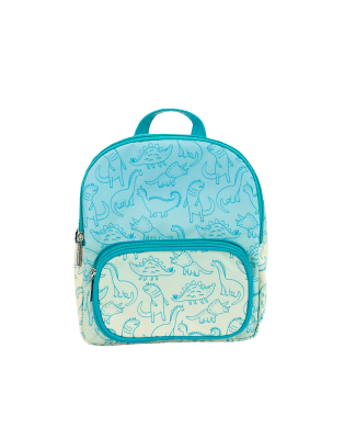 Mini backpack Dino family