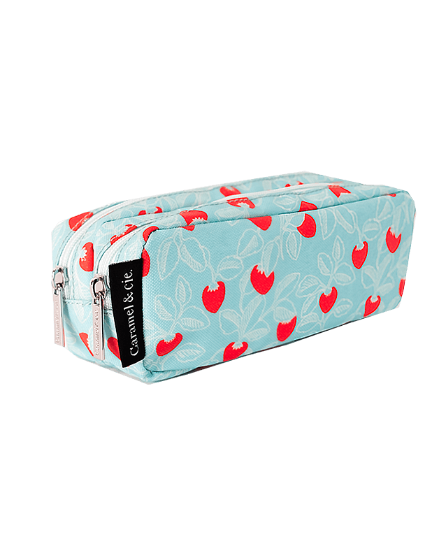 Double pencil case Wild berries