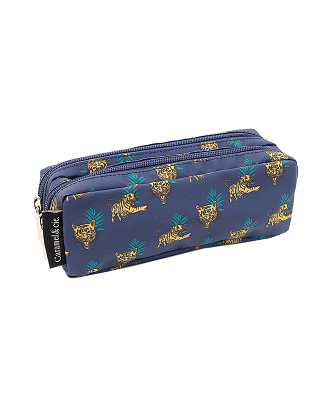 Double pencil case Bengal...