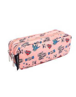 Trousse double Cool tattoos