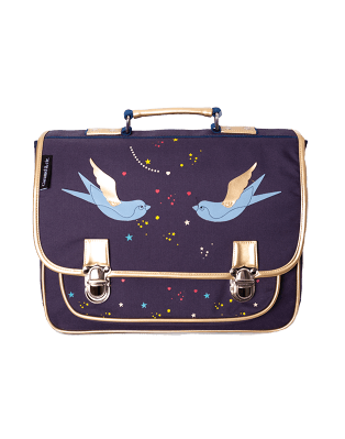Medium Schoolbag Swallows