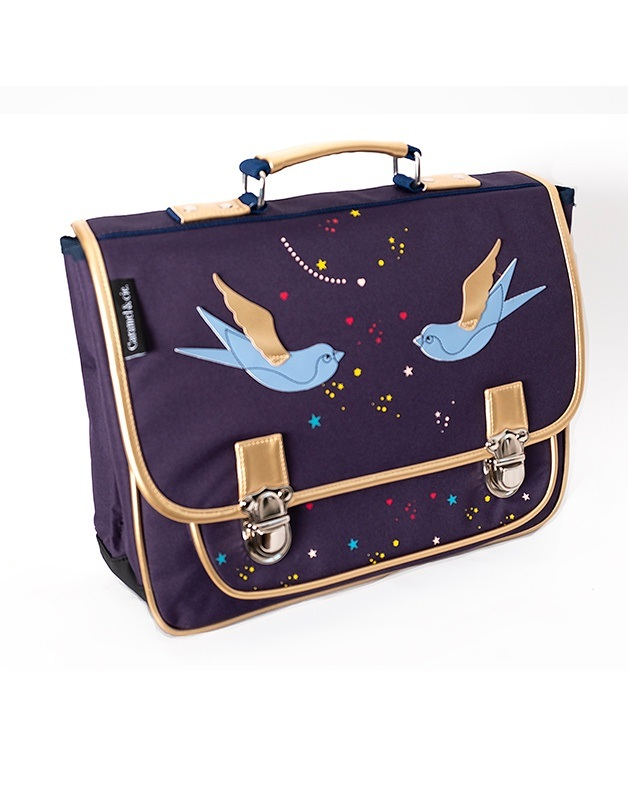 Large Schoolbag Swallows