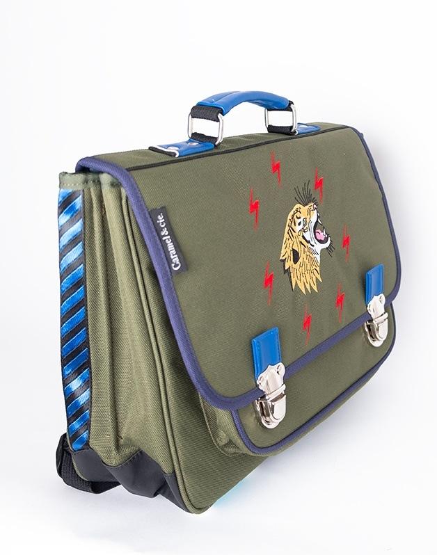 Large schoolbag Grrr