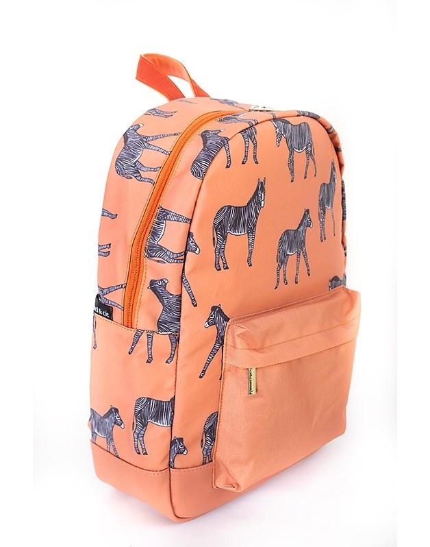 Backpack Zebra