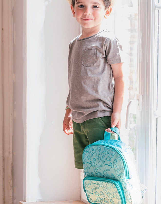 Petit sac à dos famille Dino