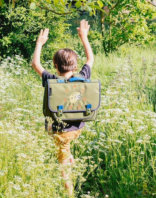 Medium Schoolbag Grrr