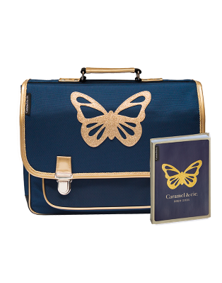 Grand Cartable Papillon et...