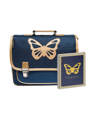 Cartable Medium Papillon et...