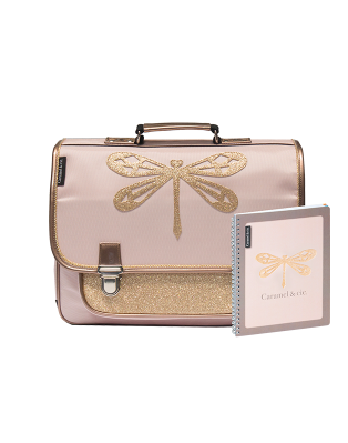 Medium Schoolbag Dragonfly...