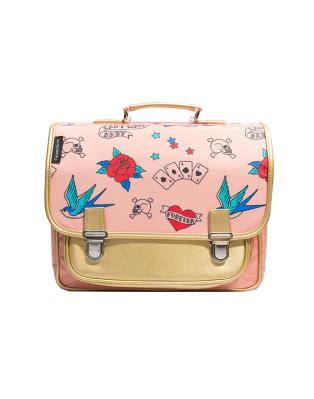 Medium schoolbag Cool Tattoos