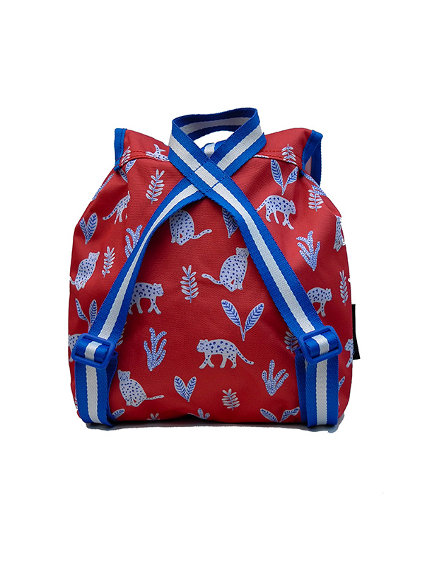 Mini Backpack Panthers