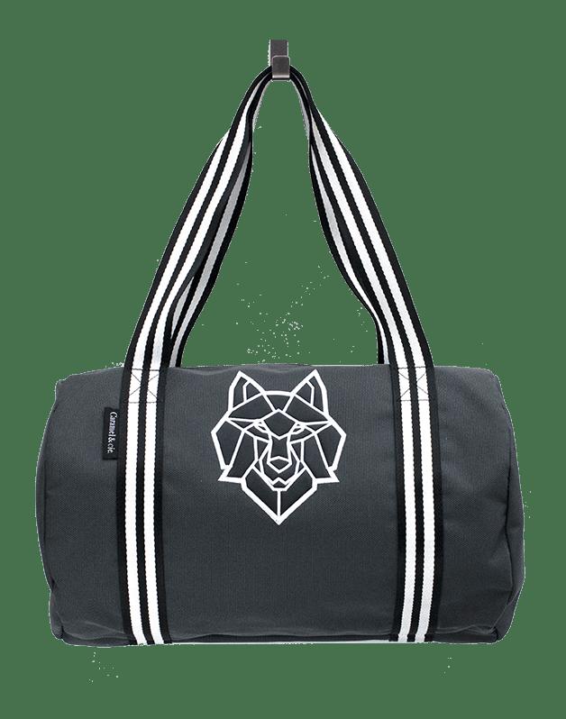 Week-end bag Tiger Grey Wolf
