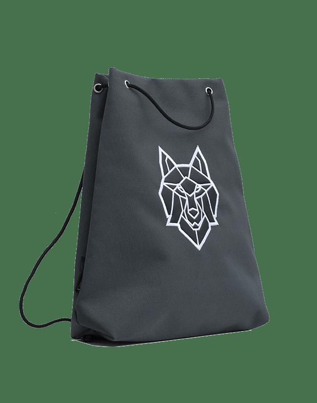 Small sport bag grey Wolf