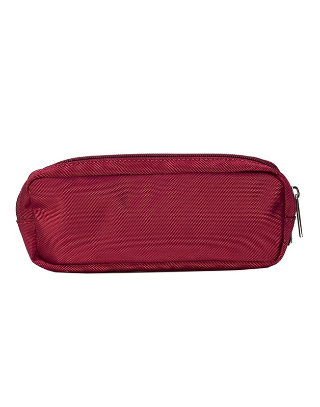 Double pencil case Red Butterfly