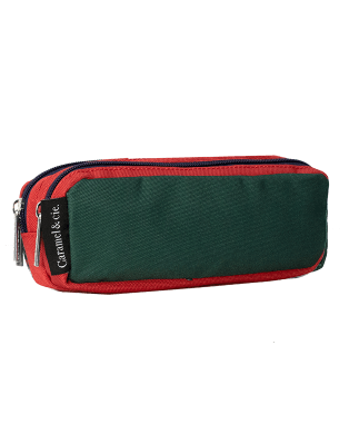 Double pencil case Color Block