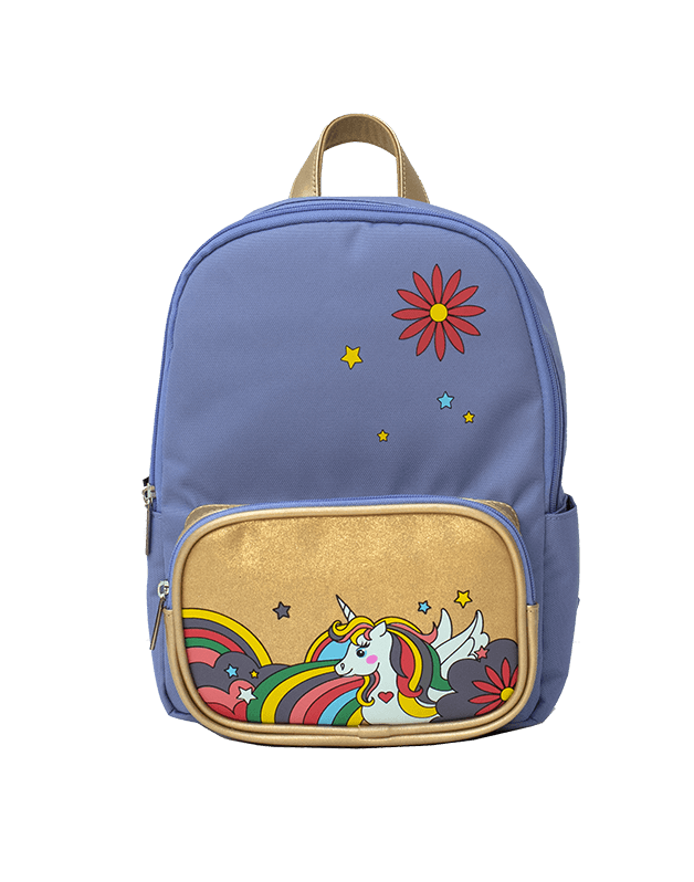 Small Pop unicorn backpack