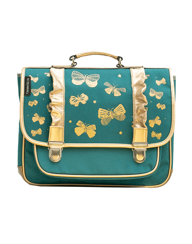Cartable Moyen Princesse Papillon
