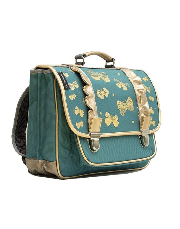 Medium schoolbag Butterfly Princess