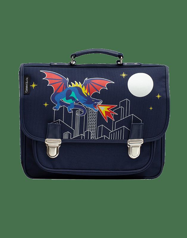 Medium schoolbag Dragonosaure