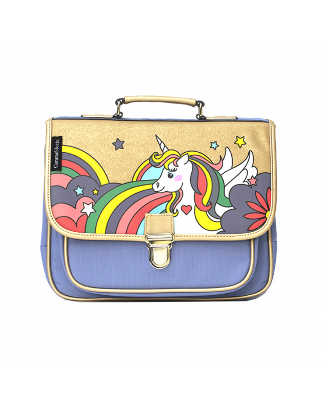 Small Pop Unicorn satchel